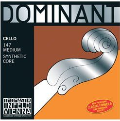 Dominant Cello G String (4/4 Size)